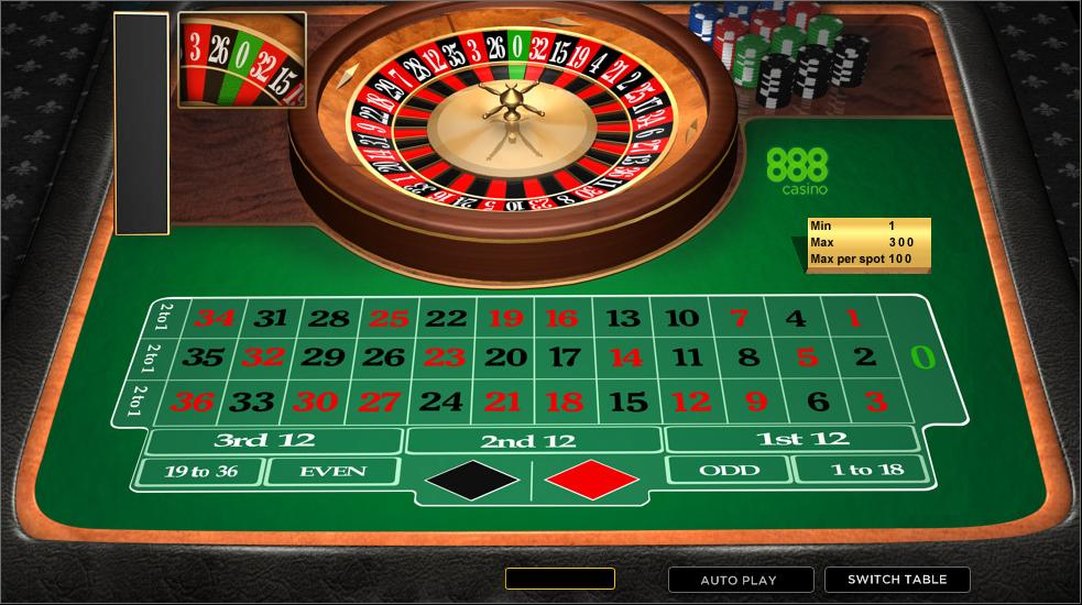 roulette online aaams